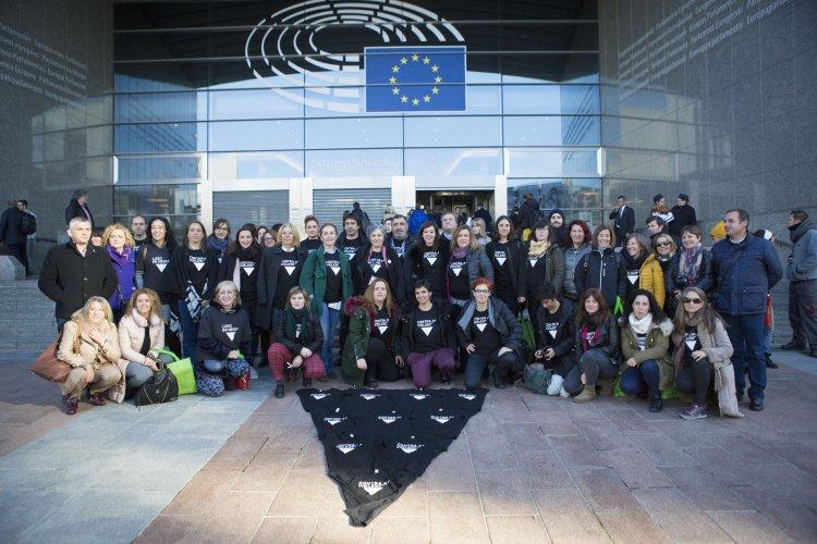 Compostela En Negro Bruxelas