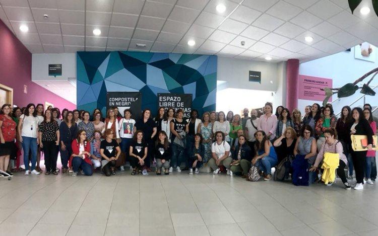 reunión de concellos no Cersia, 2018